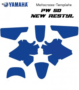 PW50 RESTYL TEMPLATE MOTOCROSS